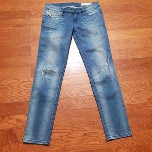 Diesel Getlegg Slim Skinny Jeans